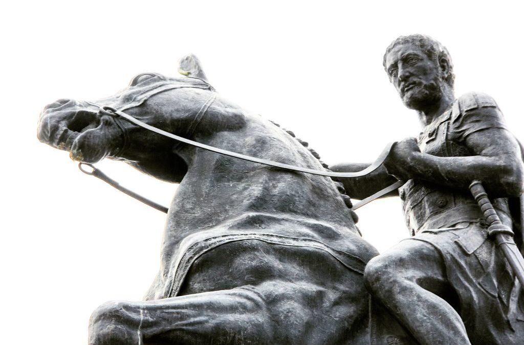 La fondation de la Macédoine par Hérodote